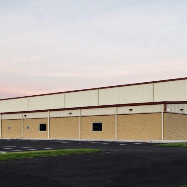 Ephram White Park Gym Exterior