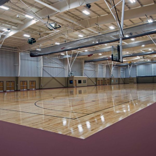Ephram White Gym Interior